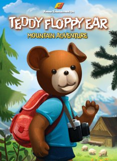 Teddy Floppy Ear Mountain Adventure