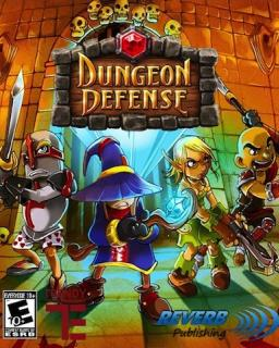 Dungeon Defenders krabice