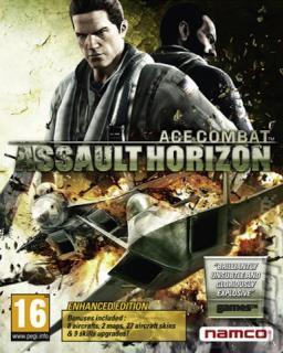 Ace Combat Assault Horizon krabice