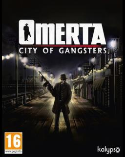 Omerta City of Gangsters krabice