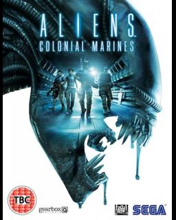 Aliens Colonial Marines krabice