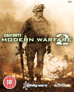 Call of Duty Modern Warfare 2 krabice