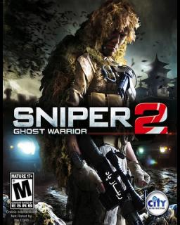 Sniper Ghost Warrior 2 krabice
