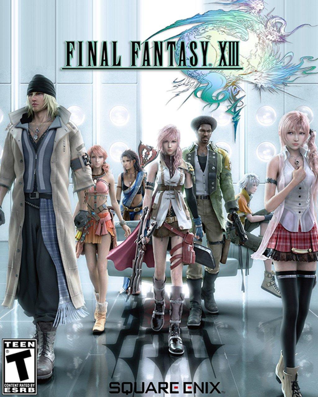 FINAL FANTASY XIII (PC) DIGITAL
