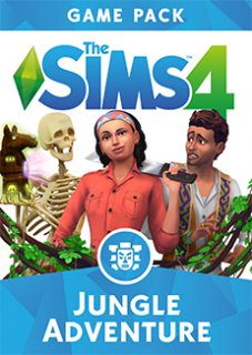 The Sims 4 Dobrodružství v džungli