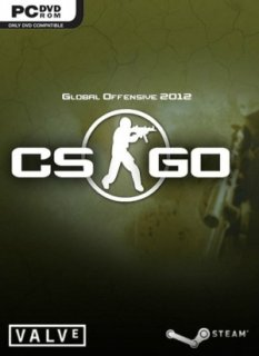 Counter Strike Global Offensive krabice