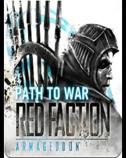 Red Faction Armageddon Path to War krabice