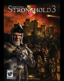 Stronghold 3 Gold krabice