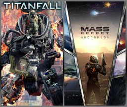 Titanfall 2 + Mass Effect Andromeda Bundle
