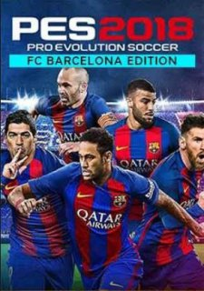 Pro Evolution Soccer 2018: Barcelona Edition