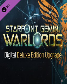 Starpoint Gemini Warlords Upgrade to Digital Deluxe