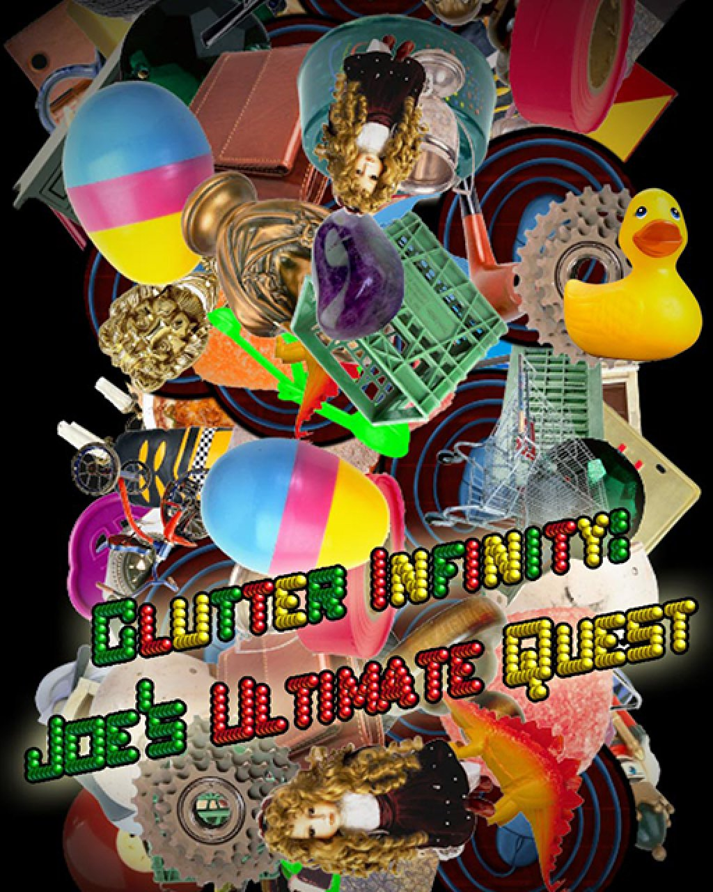 Clutter 7: Infinity Joes Ultimate Quest