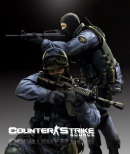Counter Strike Source krabice