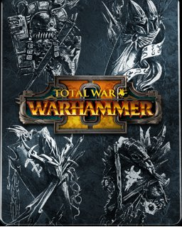 Total War Warhammer II Steelbook