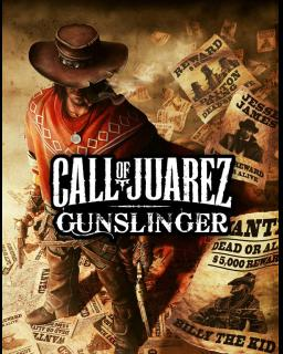 Call of Juarez Gunslinger krabice