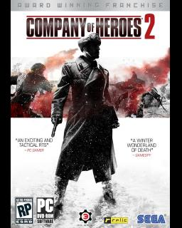Company of Heroes 2 krabice