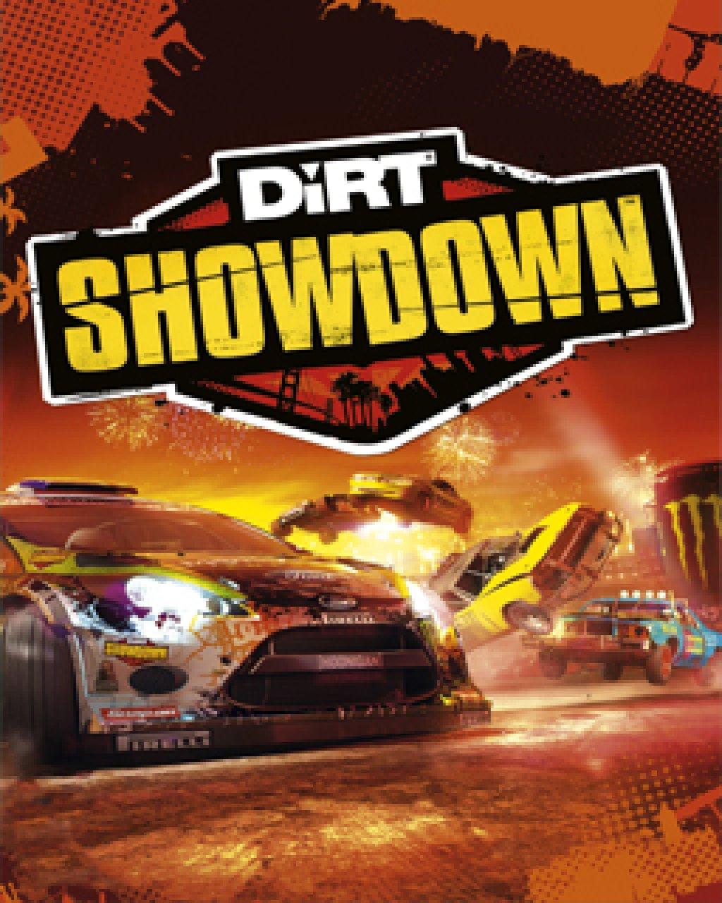DiRT Showdown krabice