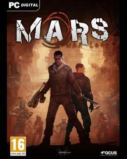 Mars War Logs krabice