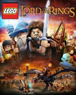 LEGO Lord of the Rings krabice