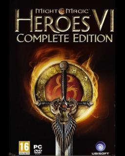 Might and Magic Heroes VI Kompletní Edice