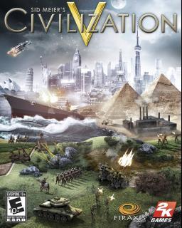 Civilization V krabice