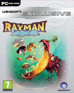Rayman Legends Exclusive