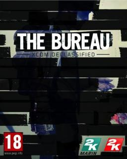 The Bureau XCOM Declassified krabice