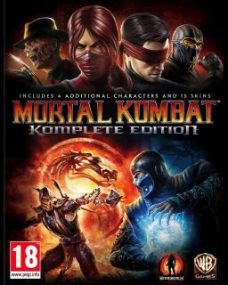 Mortal Kombat Komplete Edition