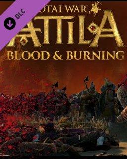 Total War ATTILA Blood & Burning