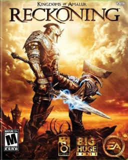 Kingdoms of Amalur Reckoning krabice