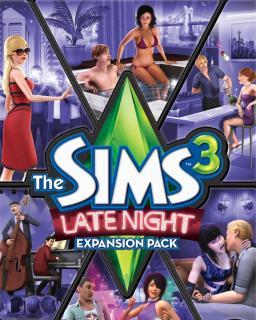 The Sims 3 Po Setmění krabice