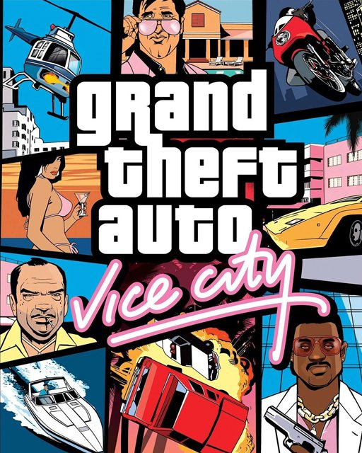 Grand Theft Auto Vice City, GTA Vice City