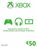 Xbox Live 50 EUR