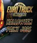 Euro Truck Simulátor 2 Halloween Paint Jobs Pack