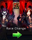World of Warcraft Race Change