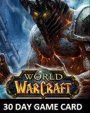 World of Warcraft 30 Dní předplacená karta