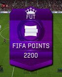 FIFA 16 2200 FUT Points