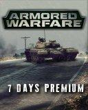 Armored Warfare 7 Days premium