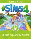 The Sims 4 Zahrada za domem
