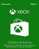Microsoft Xbox live Dárková karta 150 kč