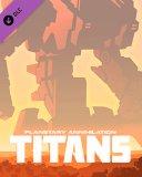 Planetary Annihilation TITANS