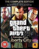 Grand Theft Auto 4 Complete Edition, GTA 4 CE