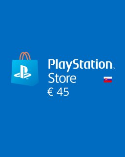 PlayStation Live Cards 45 Euro