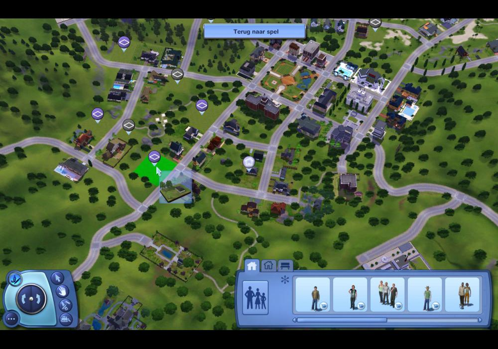Key 4 You - The Sims 3