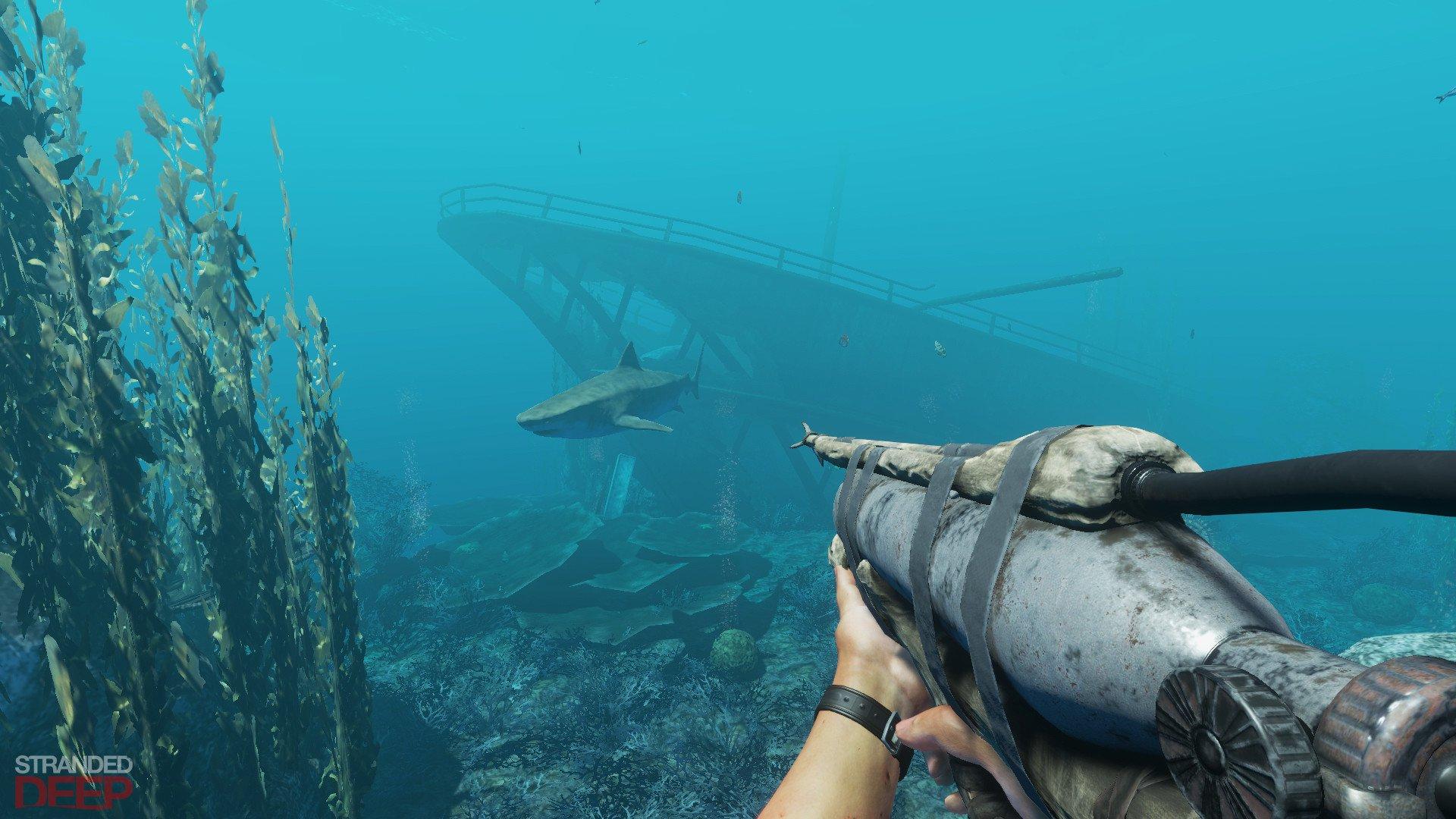 Скачать игру на андроид stranded deep