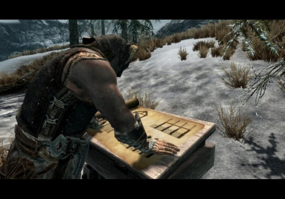 Фото the elder scrolls 5: skyrim лучше передадут атмосферу игры
