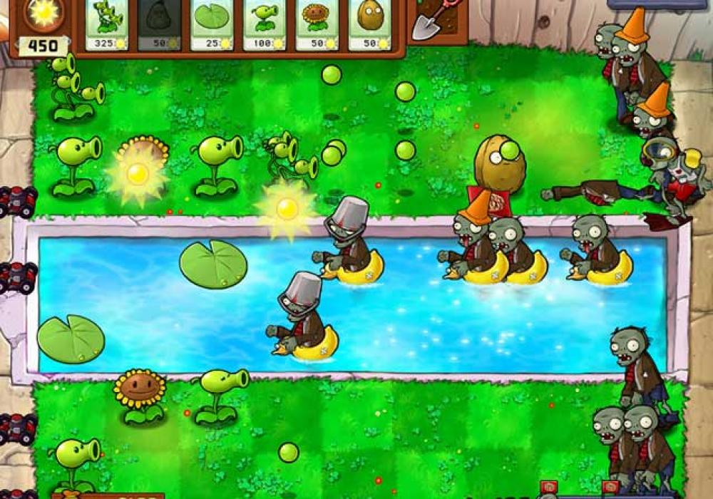 Game Plants Vs Zombies 2 Full Version Untuk Pc