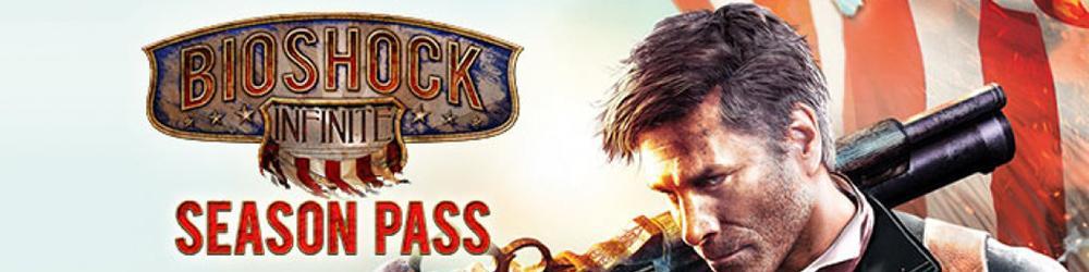 BioShock Infinite Season Pass banner