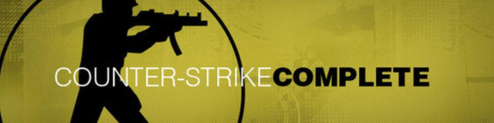 Counter Strike Complete banner