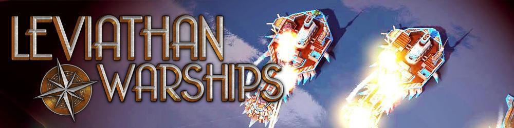 Leviathan Warships banner